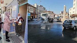 Sarayköy Belediyesi, 15 günde 820 çağrıya cevap verdi