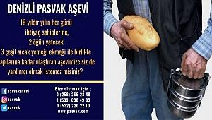 Yardımlarınız PASVAK ile yerini bulsun!