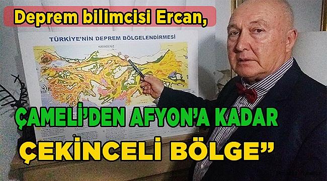 """""""Çameli-Burdur-Afyon arası çekinceli bölge"""""""