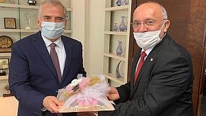 DENİZLİ ASKF'DEN BAŞKAN ZOLAN'A ZİYARET