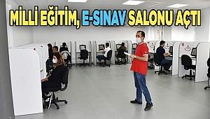 Denizli E-Sınav Merkezinin Yeni Binasında İlk E-Sınav Yapıldı