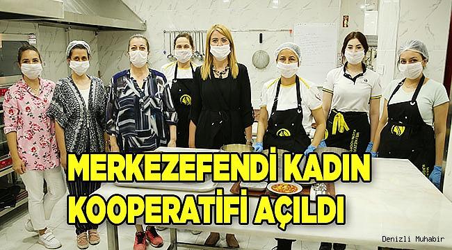 KOOPERATİFTE ANNE ELİ TADINDA LEZZETLER