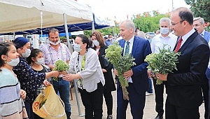 Pamukkale Belediyesi'nden Üreticilere Büyük Destek
