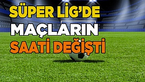 Denizlispor'un maçları geceye alındı