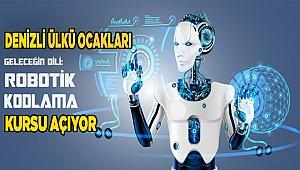 ÜLKÜ OCAKLARI ROBOTİK KODLAMA KURSU AÇIYOR