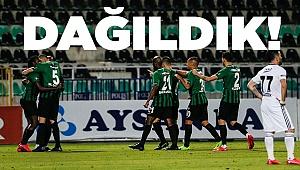 Yukatel Denizlispor: 1 - Beşiktaş: 5