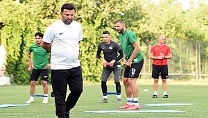 Yukatel Denizlispor, Çaykur Rizespor maçı için ilk çalışmasını yaptı