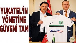 Yukatel'in Denizlispor'a desteği sürecek