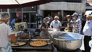Buldan Belediyesi'nden Ayasofya için lokma hayrı