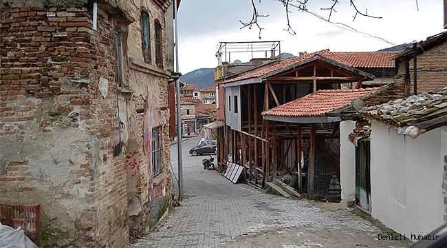 Buldan'da üç sokak daha turizme kazandırılacak