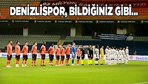 Medipol Başakşehir: 2 - Yukatel Denizlispor: 0
