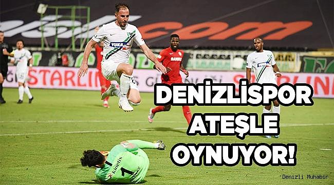 YukatelDenizlispor: 0 - Gaziantep FK: 1