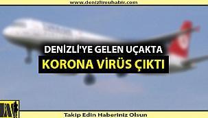 Denizli'ye gelen Alman vatandaşında korona virüs tespit edildi