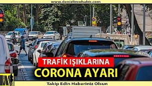 Trafik Işıklarına Corona Ayarı
