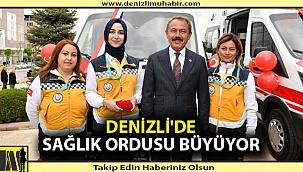 AK Partili Şahin Tin'den Denizli'de sağlık camiasına yeni hekim müjdesi;