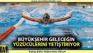 Büyükşehir'den yüzbinlerce kişiye ücretsiz yüzme kursu