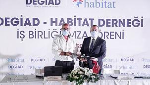 """Degiad Ve Habitat Derneği İş Birliği İle """"Degiad İnovasyon Merkezi"""" hayata geçiyor!"""
