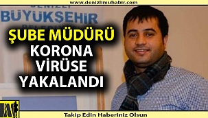 Denizli'de Covid-19 büyükşehir belediyesinde de görüldü