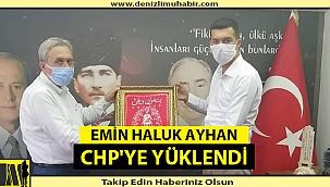 Emin Haluk Ayhan'dan CHP'ye salvolar