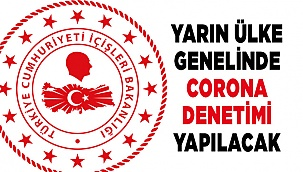 İçişleri Bakanlığı'dan 81 ile yeni corona virüsü genelgesi