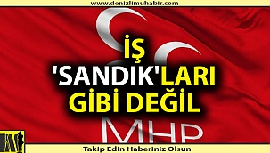 MHP'de önüne gelen il başkan adayı olduğunu sanıyor
