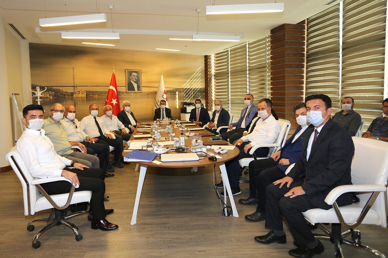 Pamukkale Teknokent'te Yeni Dönem, Gerçekleştirilen Yönetim Kurulu Seçimi ile Başladı