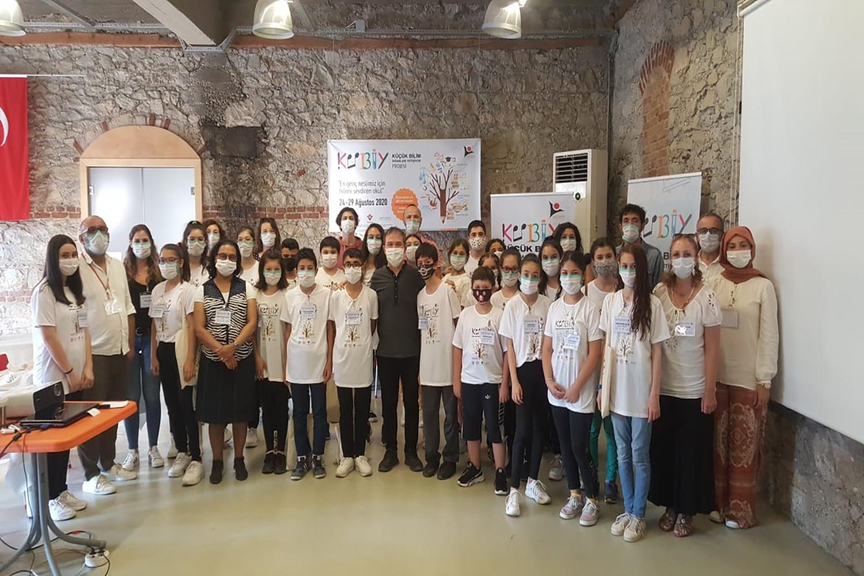 PAÜ'de 'Küçük Bilim İnsanları Yetişiyor' (KÜBİY) Projesi Gerçekleştirildi