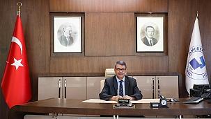 Rektör Vekili Kutluhan Türk Dil Bayramı'nın 88. Yılını Kutladı
