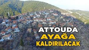Vali Atik, Attouda Antik Kenti'nin restore edilmesi için talimat verdi
