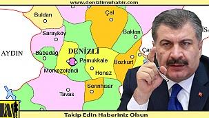 Bakan Koca Denizli'ye dikkat çekti