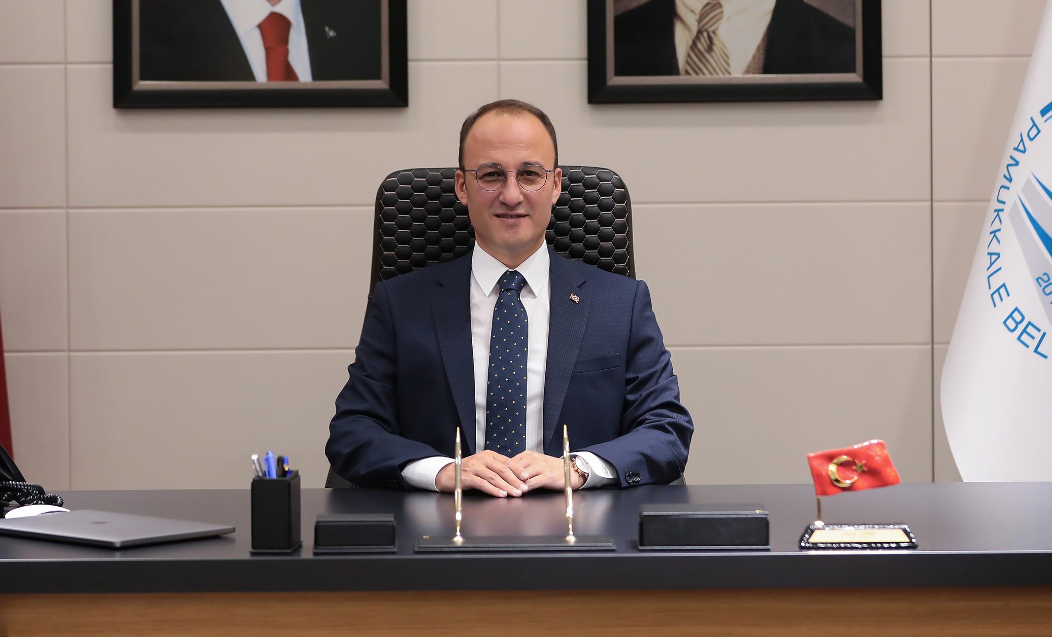 Başkan Örki'den 29 Ekim Cumhuriyet Bayramı mesajı