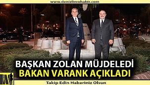 """Başkan Zolan, """"Büyükşehir Bilim Merkezi tamam"""""""