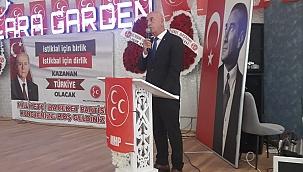 Birtürk yeniden Başkan