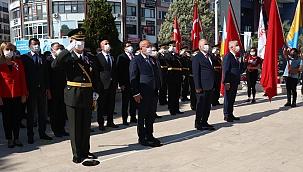 Denizli'de, Cumhuriyeti'nin 97. yaşı kutlamaları başladı
