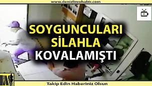 Denizli'de silahlı soygun girişiminde bulunanlar yakalandı
