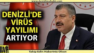 'Denizli'deki artış Türkiye için risktir'