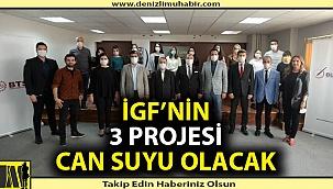 """""""İGF Haber Ajansı, İGF Reklam Ajansı VE İGF TV projeleri internet medyalarına can suyu olacak"""""""