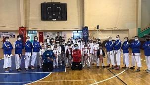 Karate Kata turnuvasına Sarayköy damgası