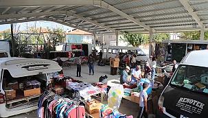 Pamukkale Belediyesi Belenardıç kapalı pazar yerini hizmete açtı