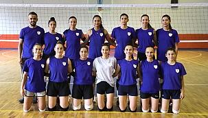 Pamukkale Belediyespor Kadın Voleybol Takımı sezonu açıyor