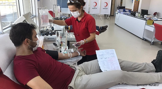 Plazma entübe hastalara hayat veriyor