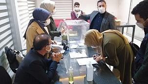AK Parti Denizli İl Başkanlığında temayül yoklamaları başladı