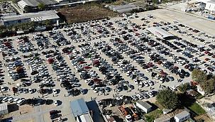 Denizli'de 424 bin 871 araç var