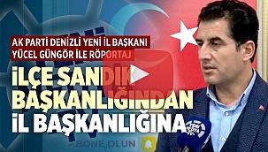 AK Parti İl Başkanı YENİ MEDYA TV'nin konuğu oldu