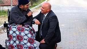 """Başkan Şevik,"""" Engelleri bir bir kaldırıyoruz"""""""