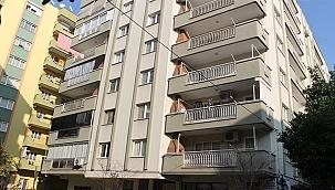Bu apartmandaki evlere misafir kabul edilmiyor