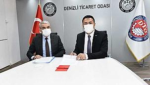 DTO Başkanı Erdoğan, Ziraat Bankası ile Protokol İmzaladı