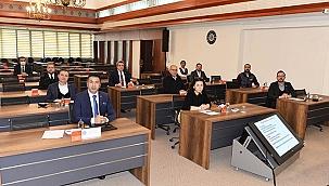 DTO Meclisi yılın son toplantısını yaptı