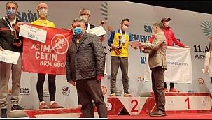 Adana'daki yarışmada Denizli'yi gururlandırdılar