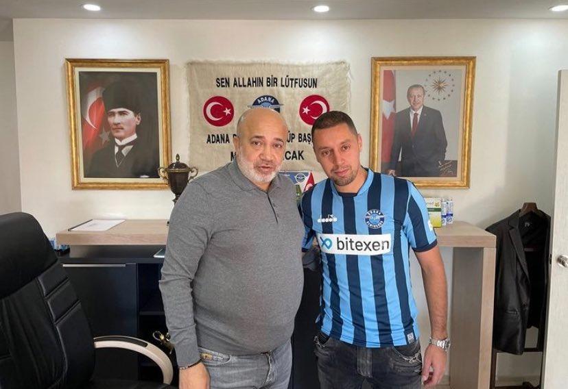 Aissati Adana Demirspor'da